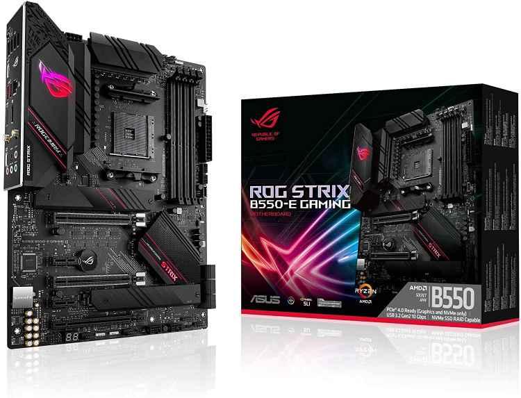 ASUS ROG Strix B550-E