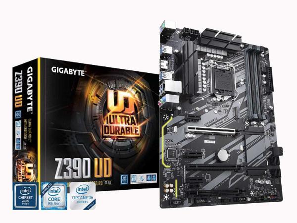 GIGABYTE Z390 Ultra Durable