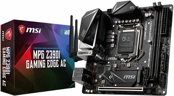 MSI MPG Z390I Gaming Edge