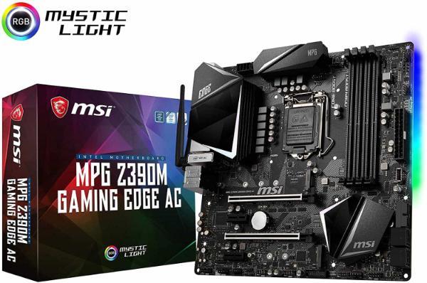MSI MPG Z390M Gaming Edge