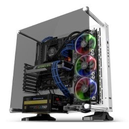 Thermaltake P3 Snow Edition