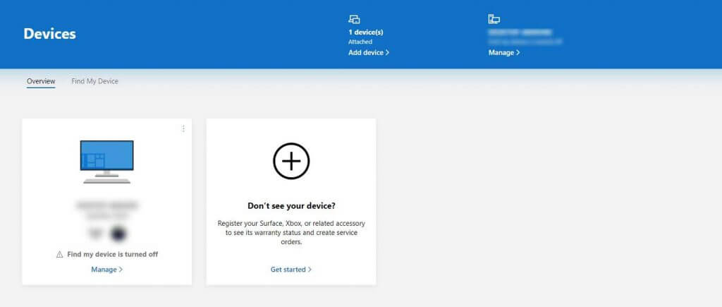 Unlink your Microsoft Account